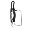 Red Cycling Products Basic Bottle Cage Flaschenhalter silber